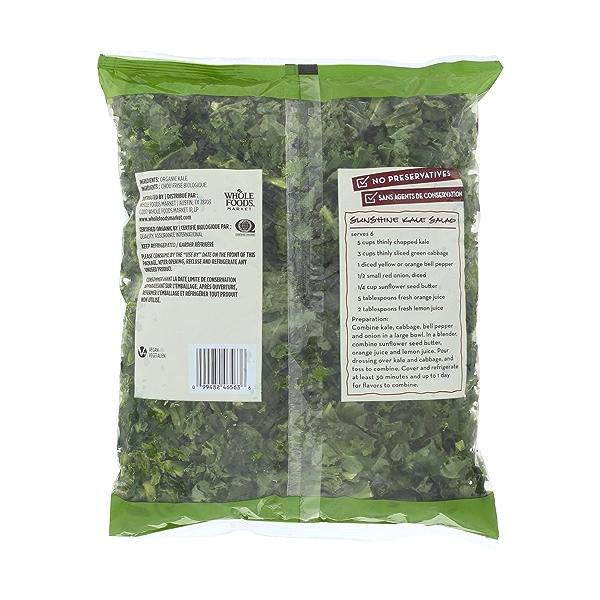 Organic Chopped Kale 2