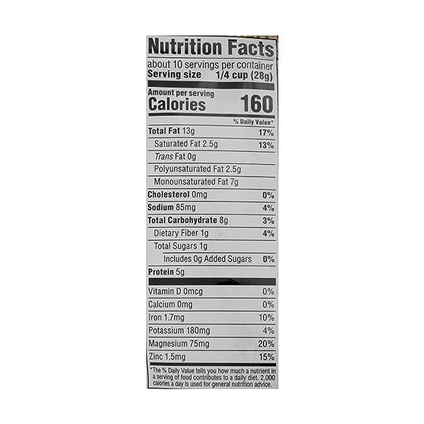Organic Roasted & Salted Cashews, 10 ounce 4