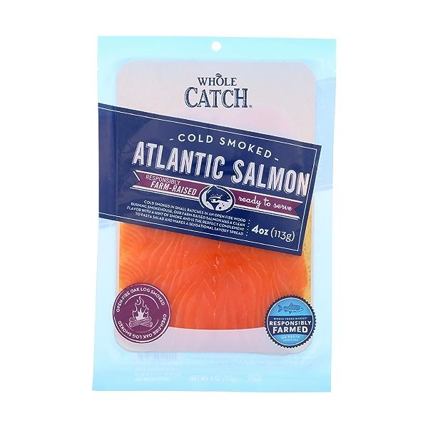 Atlantic Salmon, 4 ounce 1