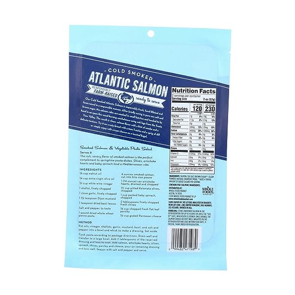 Atlantic Salmon, 4 ounce 2