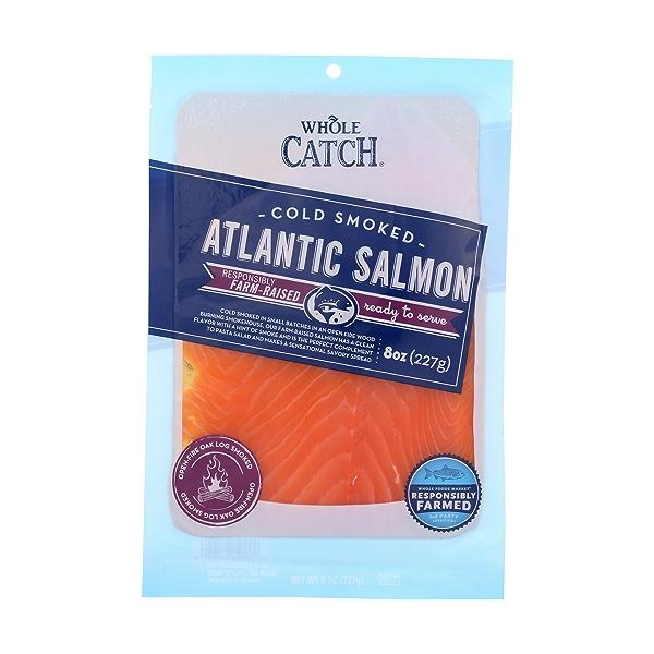 Atlantic Salmon, 8 ounce 1