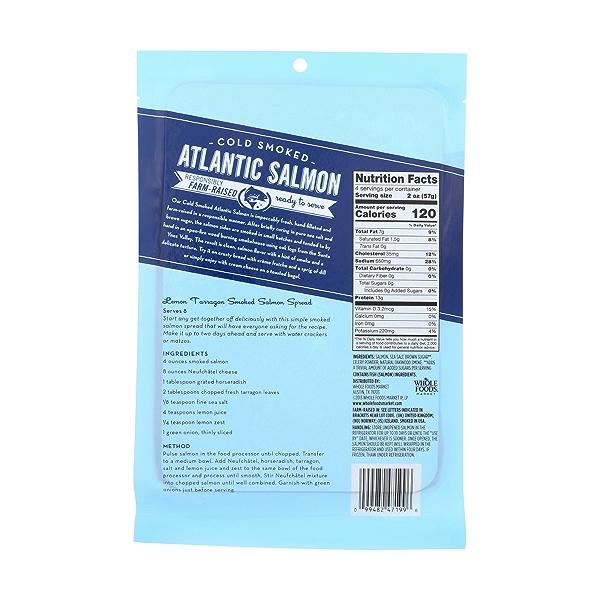 Atlantic Salmon, 8 ounce 2