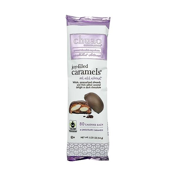 Ohh Ahh Almond Joy Filled Caramels, 2.25 ounce 1