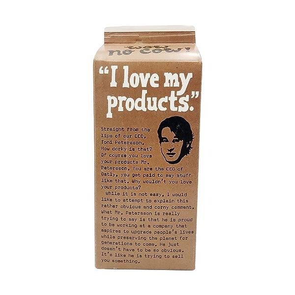 Chocolate Oat Milk, 64 fluid ounce 3
