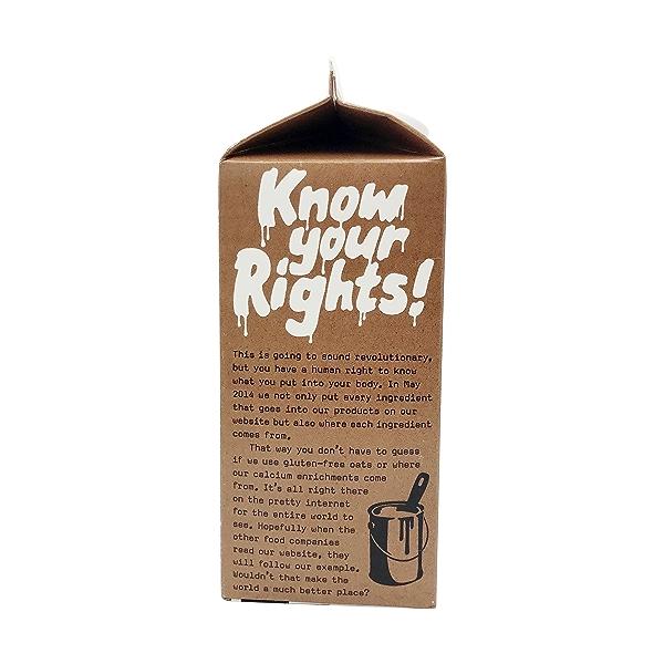 Chocolate Oat Milk, 64 fluid ounce 2