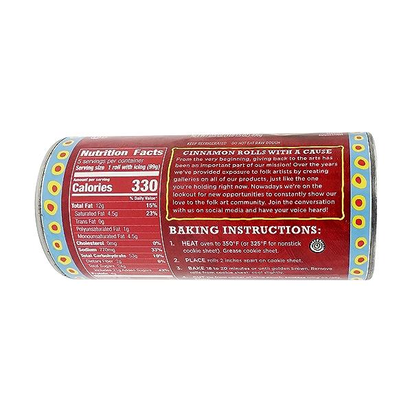 Cinnamon Rolls, 17.5 ounce 2