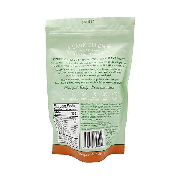Sweet & Salty Trail Mix, 8 ounce 3