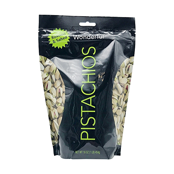 Roasted & Salted Pistachios, 16 oz 1