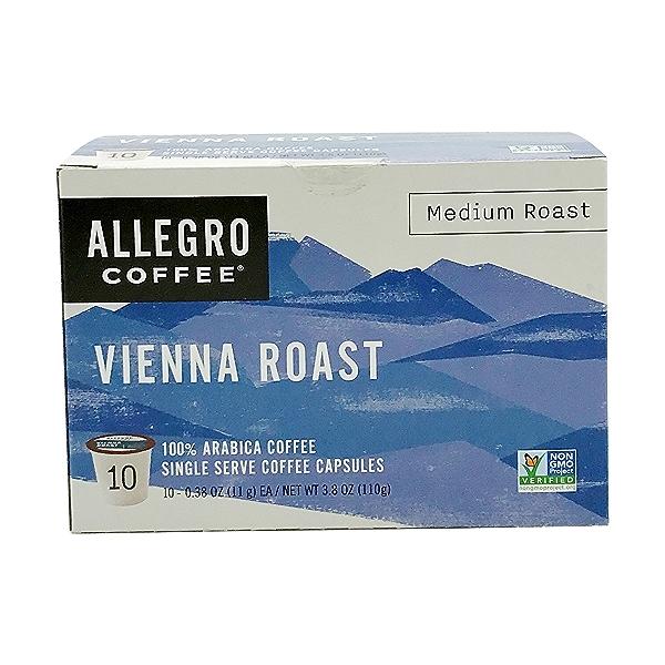 Vienna Roast Pods, 3.8 oz 1