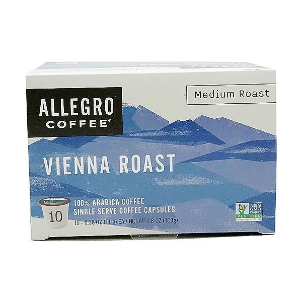 Vienna Roast Pods, 3.8 oz 5