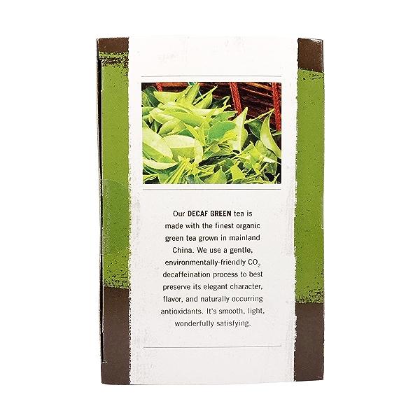 Organic Decaf Green Tea, 1.4 oz 4