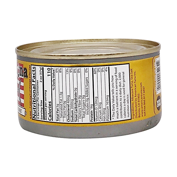 Pole Caught Albacore Tuna With Salt 2