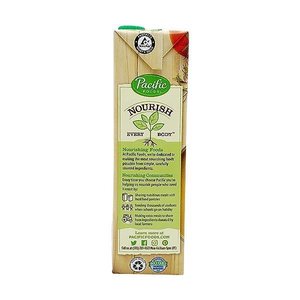 Organic Low Sodium Vegetable Broth, 32 fl oz 4