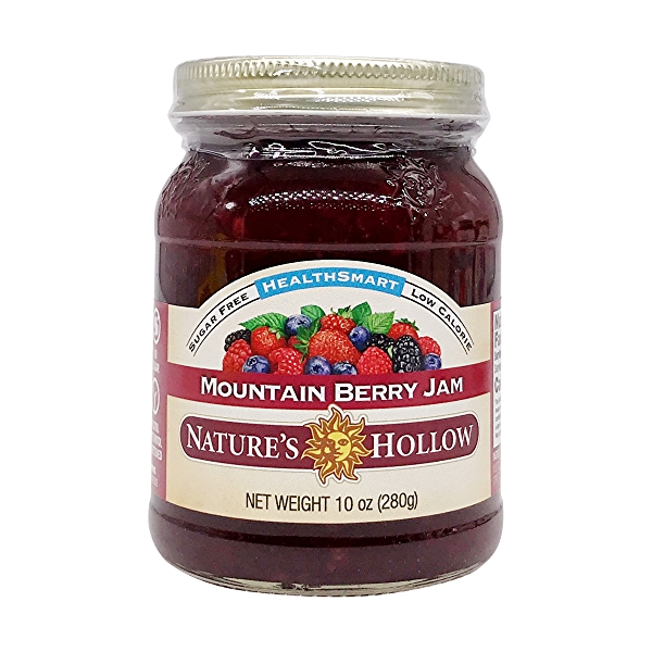 Mountain Berry Sugar Free Preserve, 10 oz 1