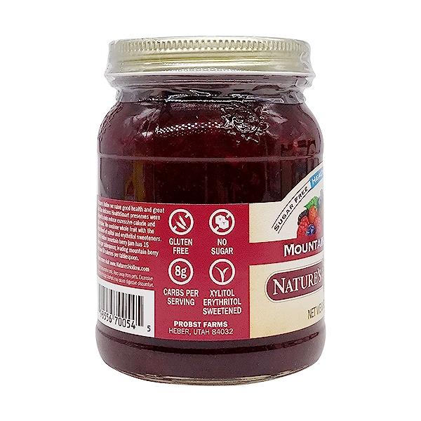 Mountain Berry Sugar Free Preserve, 10 oz 4