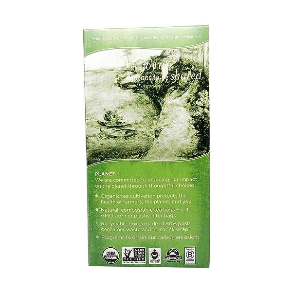 Organic Moroccan Mint Tea, 140 oz 4