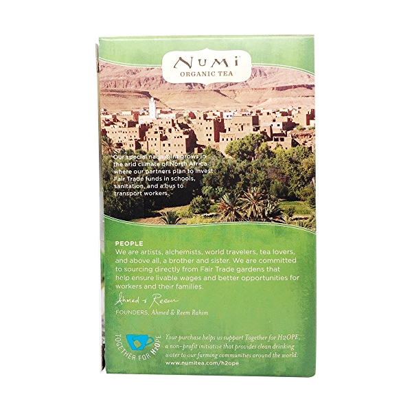 Organic Moroccan Mint Tea, 140 oz 3