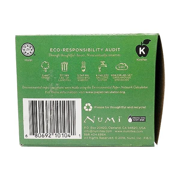 Organic Moroccan Mint Tea, 140 oz 5