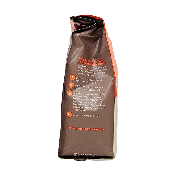 Mentalist Ground Coffee, 12 oz 4