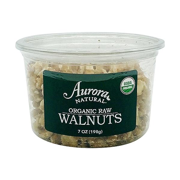 Organic Premium Walnut Halves And Pieces, 7 oz 1
