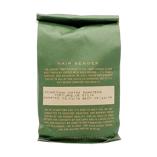 Hair Bender Whole Bean Coffee, 12 oz 2