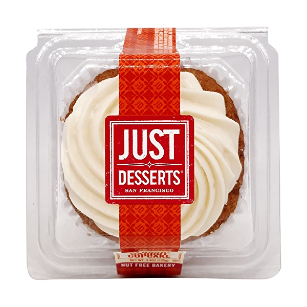 Classic Carrot Cupcake, 4.4 oz 1