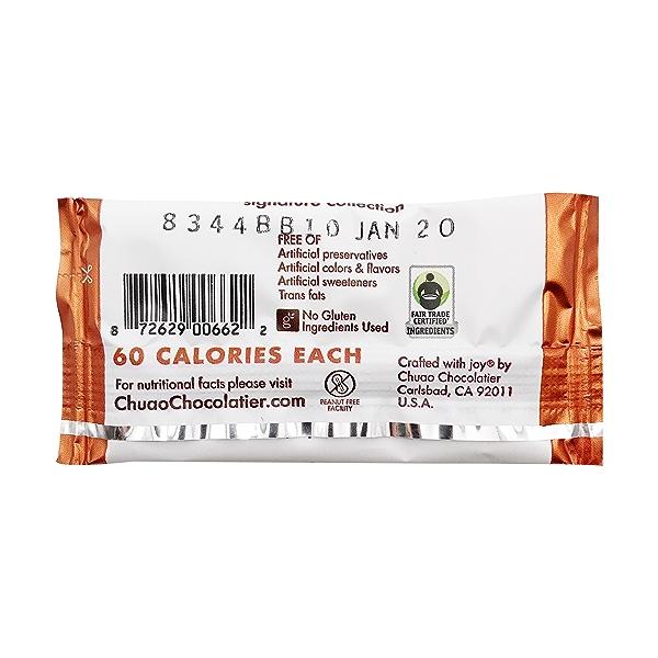Mini Maple Bacon Chocolate Bar, 0.39 oz 2