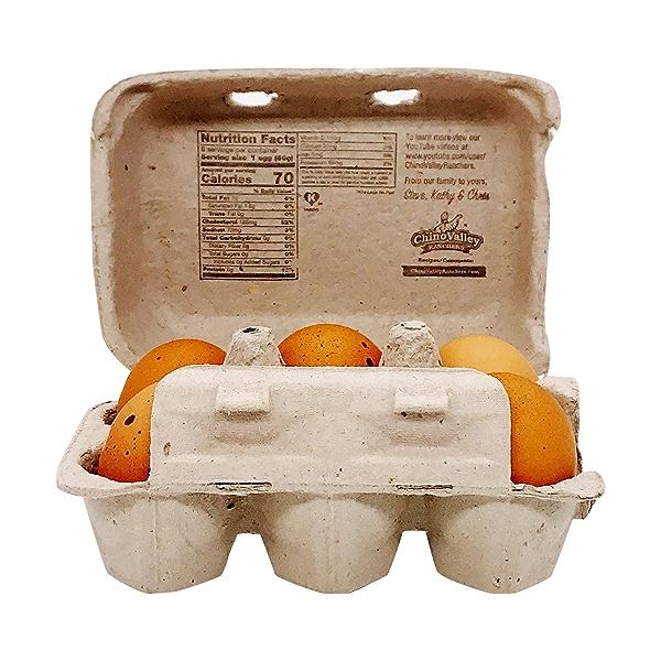 Organic Omega-3 Eggs (6 Pk) 3
