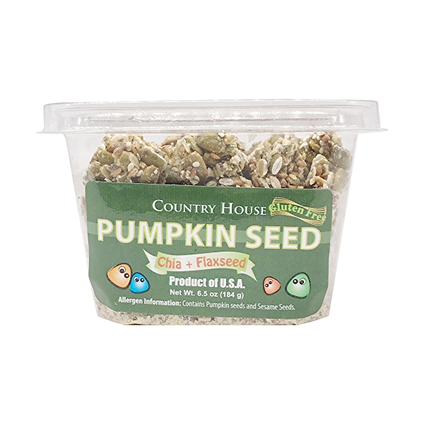 Pumpkin Seed Mix, 6.5 oz 1