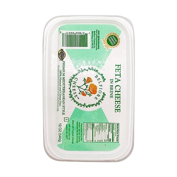 Feta Cheese In Brine, 12 oz 1