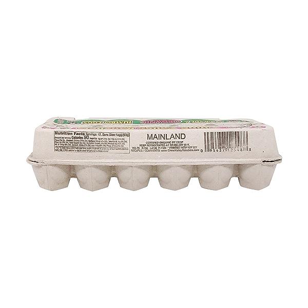 Organic Free Range Jumbo Grade A Eggs 2