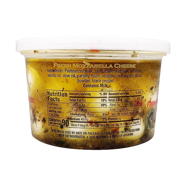 Marinated Fresh Mozzarella Ciliegine 2