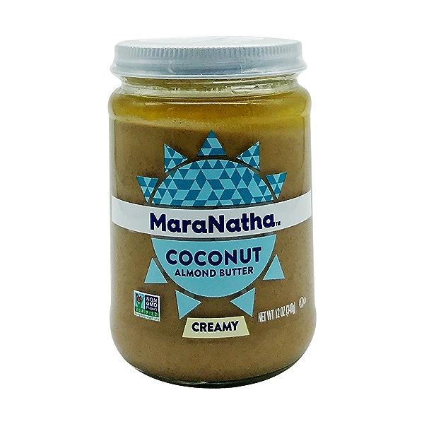 Creamy Coconut Almond Butter, 12 oz 1