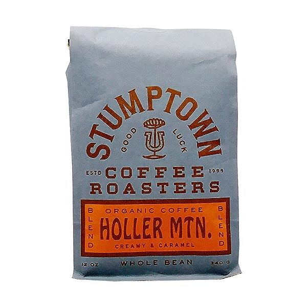Organic Holler Mountain Whole Bean Coffee, 12 oz 1