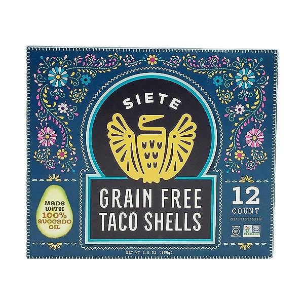 Grain-free Taco Shells, 5.5 oz 1
