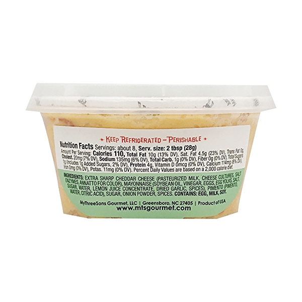 Emmy's Original Pimento Cheese, 10 oz 2