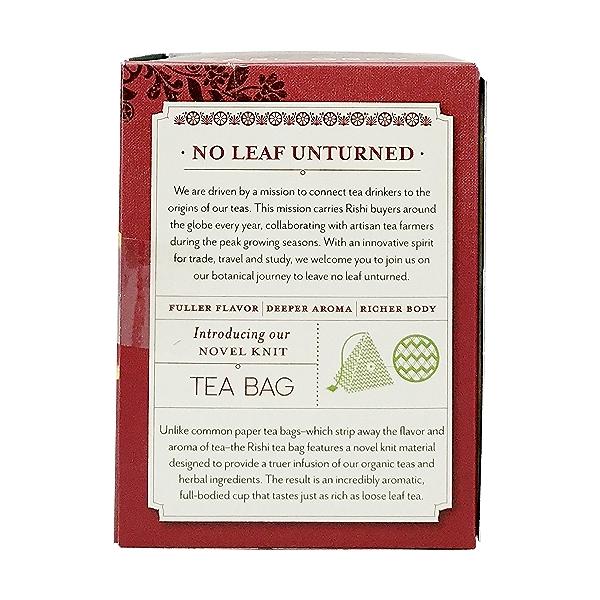 Earl Grey Organic Black Tea, 1.74 oz 3