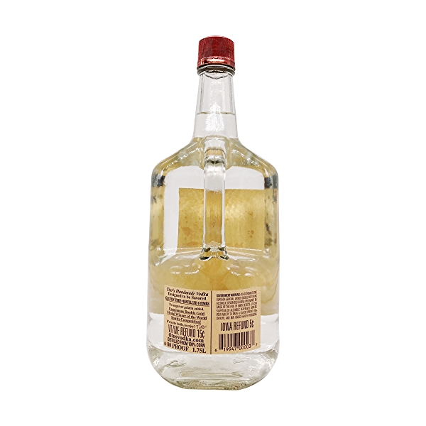 Handmade Vodka, 1 each 2