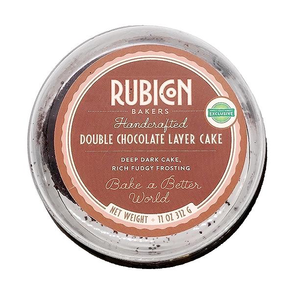 Mini Double Chocolate Layer Cake, 11 oz 1