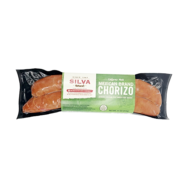 Mexican Pork Chorizo 1