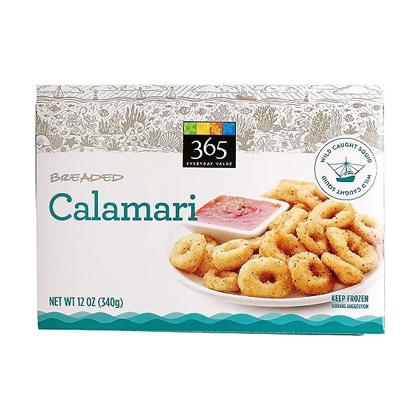 Lightly Breaded Calamari 2