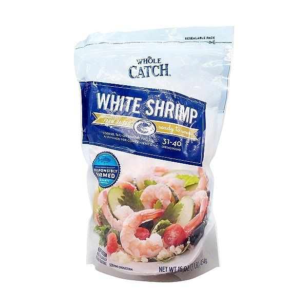 Ready-to-serve White Shrimp 1