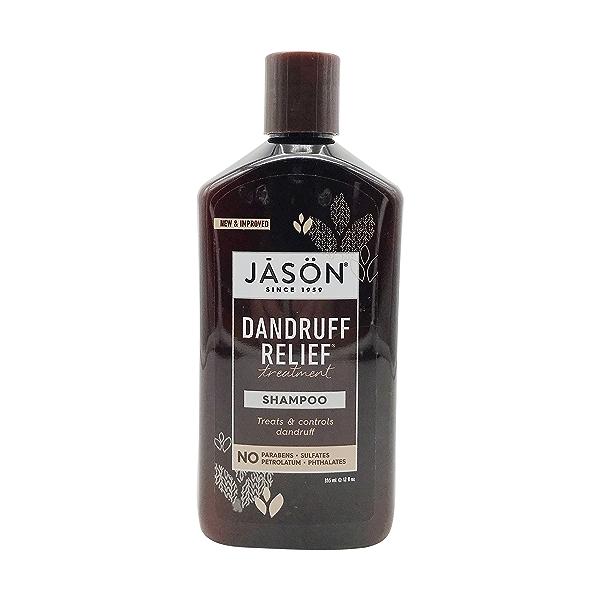 Dandruff Relief Shampoo, 12 fl oz 1
