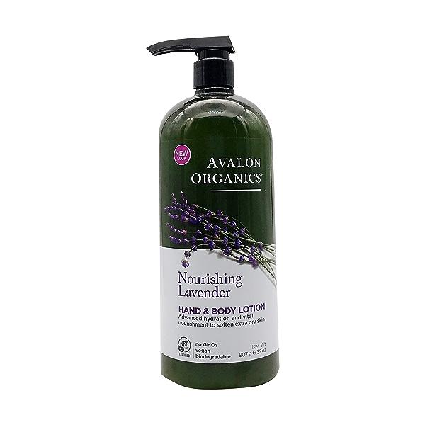Lavender Body Lotion, 32 oz 1