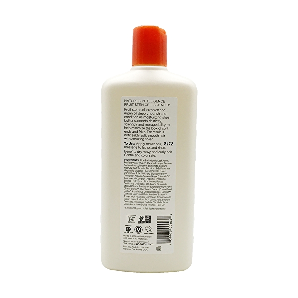 Sweet Orange Argan Shampoo, 11.5 fl oz 2