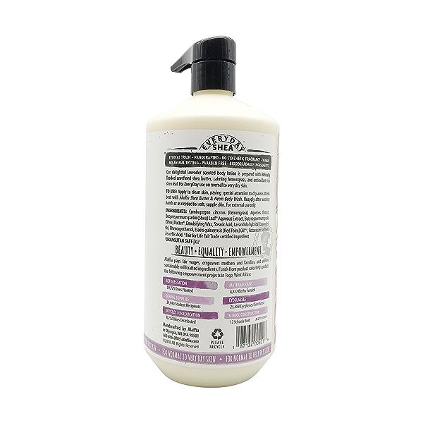 Lavender Body Lotion, 32 fl oz 2