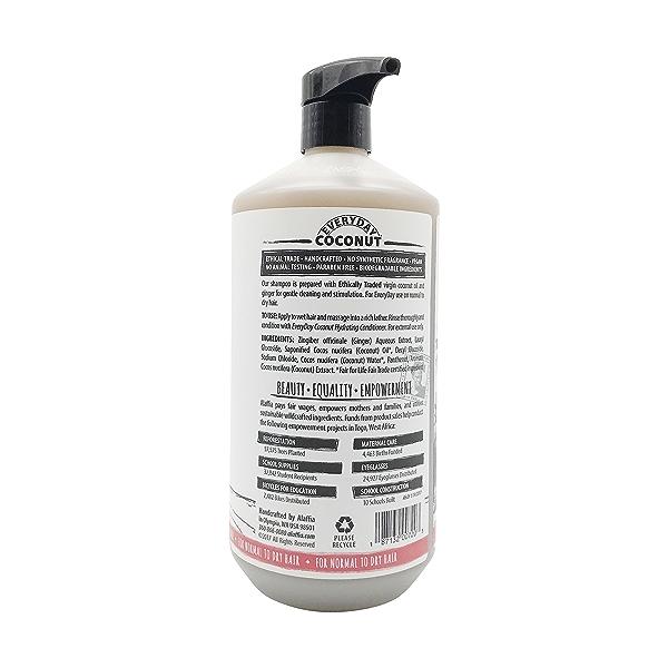 Coconut Shampoo, 32 fl oz 2
