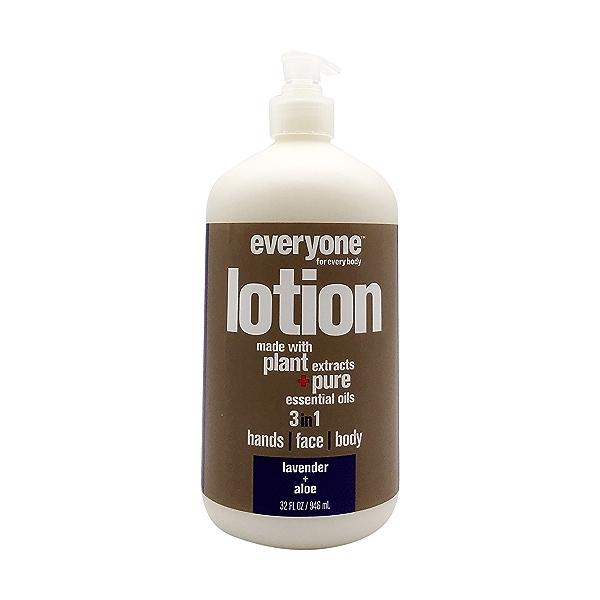 Lavender Aloe Everyone Lotion, 32 fl oz 1