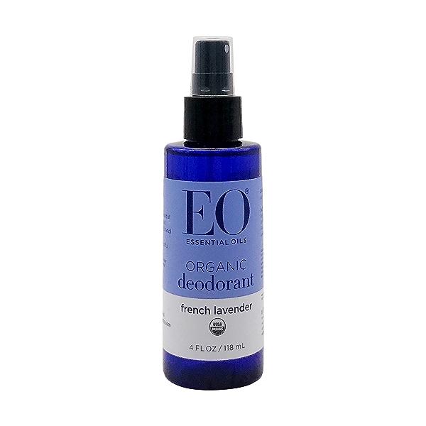 Organic Lavender Ddorant Spray, 4 fl oz 1