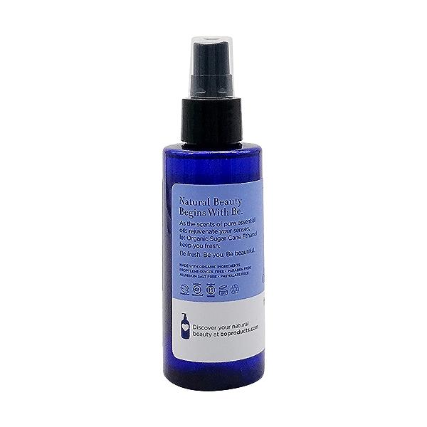 Organic Lavender Ddorant Spray, 4 fl oz 3